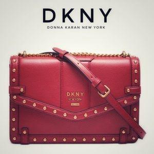DKNY Whitney Studded Shoulder Bag